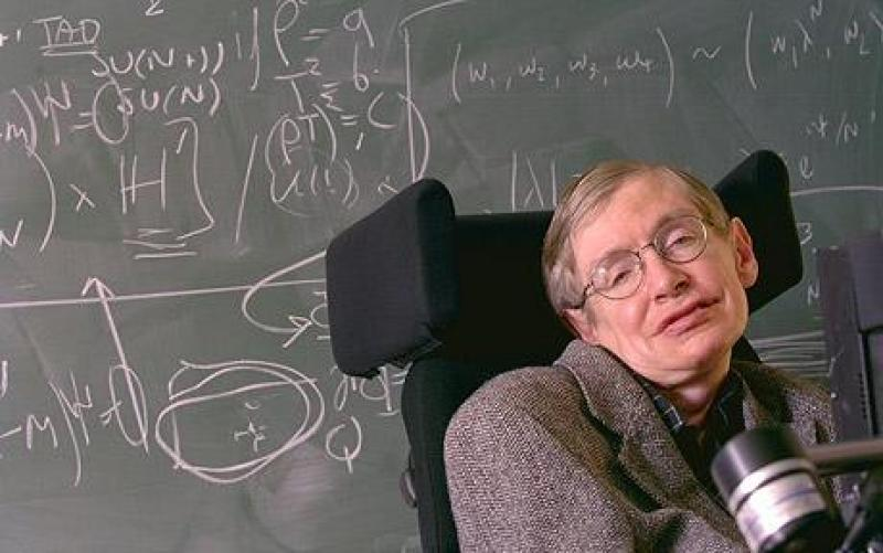 Stephen Hawking Sex Club and Strip Club Visitor